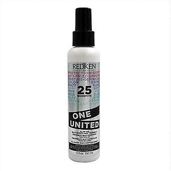 Anti-Frizz hoito yksi Yhdistynyt Redken (150 ml)