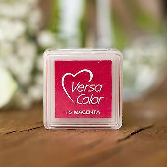 Versasmall Magenta rød pigment liten blekk pad - pigment blekk -craft blekk