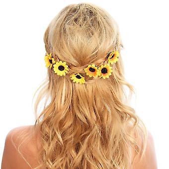 Sonnenblumen Haargriff Bobby Pins