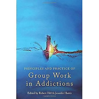 Principer och praxis för grupparbete i missbruk