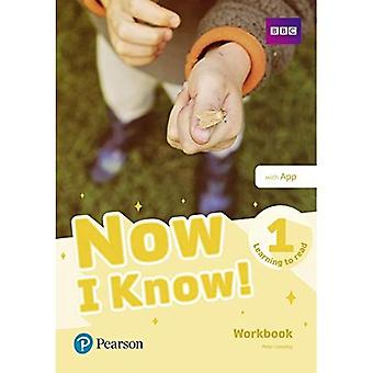 Now I Know 1 (Learning to� Read) Workbook with App (Now I Know)