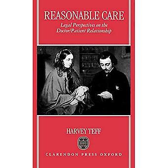 Soins raisonnables : Perspectives juridiques sur la relation médecin-patient