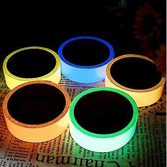 Fluoreszierendes Neon Gaffer Stoffband