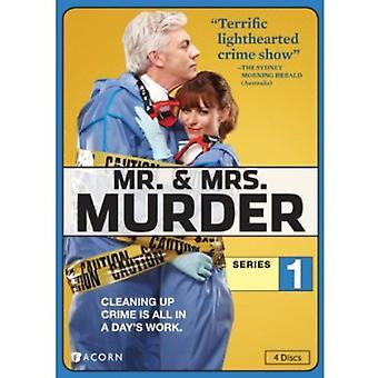 Mr. & Mrs. Murder: Series 1 [DVD] USA import