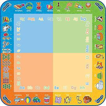 Tomy Aquadoodle Classic färg matta (T72370)