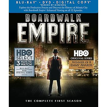 Boardwalk Empire - Boardwalk Empire: Season 1 [Blu-ray] USA import