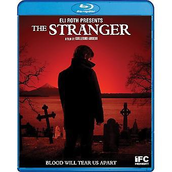 Eli Roth Presents the Stranger [Blu-ray] USA import