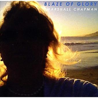 Marshall Chapman - Blaze of Glory [CD] USA import