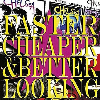 Chelsea - Faster Cheaper Better Looking [Vinyl] USA import