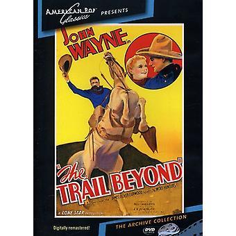 Trail Beyond (1934) [DVD] USA import