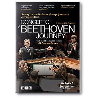 Concerto: A Beethoven Journey [DVD] USA import