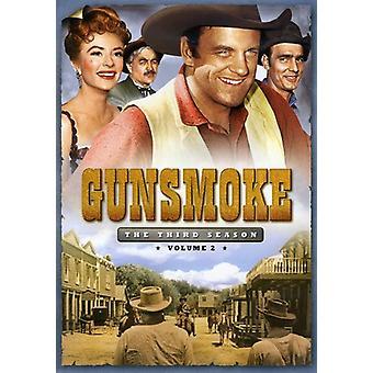 Gunsmoke - Gunsmoke: Importazione terza stagione Volume 2 [DVD] Stati Uniti d'America