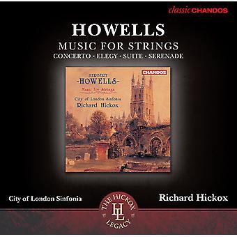 Herbert Howells - Howells: Musique pour cordes [CD] USA import