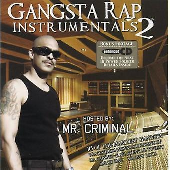 Gangsta Rap - Vol. 2-Gangsta Rap [CD] USA import