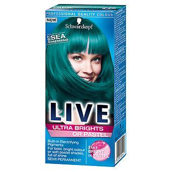 Schwarzkopf LIVE ultra Brights o pastello-Sea Mermaid 097