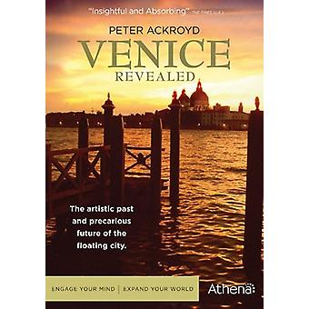 Venice Revealed [DVD] USA import