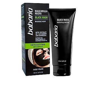 Babaria maske Negra afgiftende Facial 100 Ml Unisex