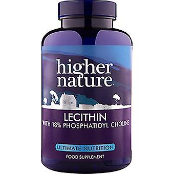 Higher Nature High PC Lecithin, 150g granules