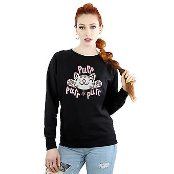 Big Bang Theory Women's Soft Kitty Purr Sweatshirt