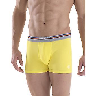 BlackSpade Colours Yellow Cotton Mens Boxer M9550
