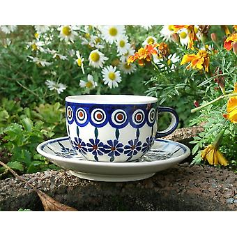 Cup and saucer, traditional 121, BSN m-3607