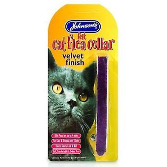 Obroża dla kota Velvet Johnsons