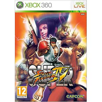 Super Street Fighter IV (Xbox 360)-ny