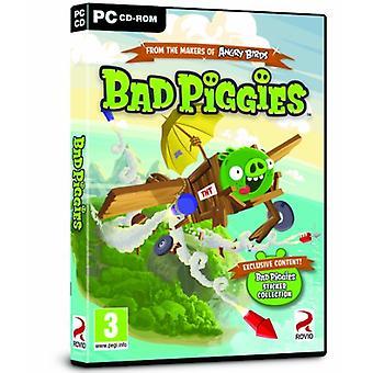 Bad Piggies (PC DVD)-fabriken förseglad
