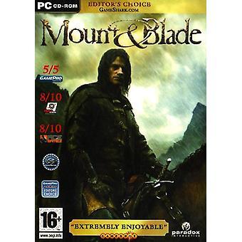 Mount Blade (PC CD)-nytt