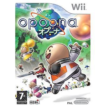 Opoona (Wii) - Nouveau