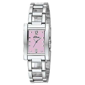 s.Oliver damer wrist watch analoga quartz SO-15003-MQR