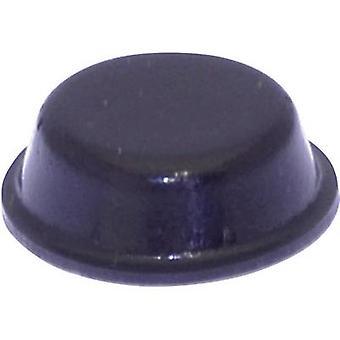 """أسود """"تولكرافت PD2014SW القدم"""" ذاتية اللصق، التعميم (Ø س ح) pc(s) 14 مم × 4.5 مم 1"""