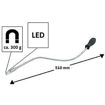 Basetech 820681 LED flexível levantador magnético