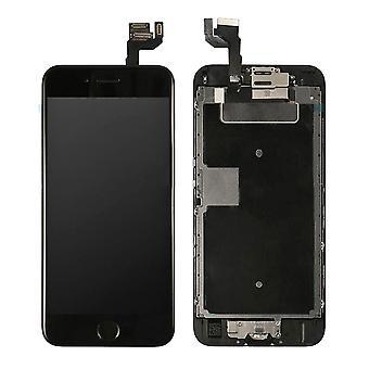 Premium Black LCD-Bildschirm mit schwarz Home Button für iPhone 6 s
