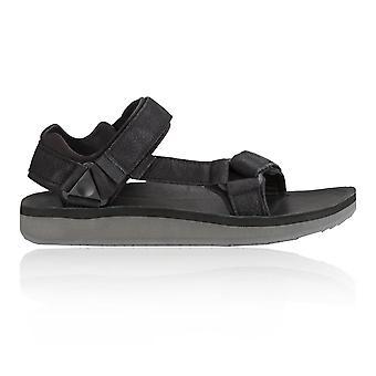Teva Original Universal Premier couro andando de sandálias