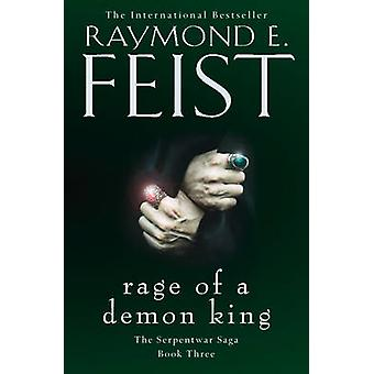 Rage of a Demon King by Raymond E. Feist - 9780008120856 Book