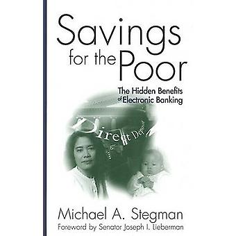 Besparingen voor de armen - de verborgen voordelen van elektronisch bankieren door Mi