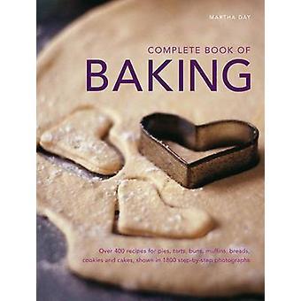 Libro completo di cottura - oltre 400 ricette per torte - crostate - panini - M