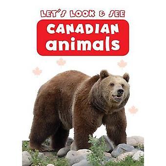 دعونا ننظر & انظر-الحيوانات الكندية من ارماديلو-كتاب 9781861473776