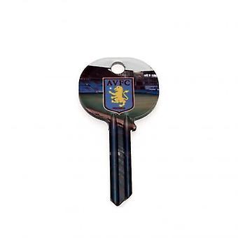 Aston Villa Door Key