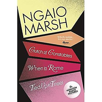 Clutch of Constables: WITH When in Rome (The Ngaio Marsh Collection)