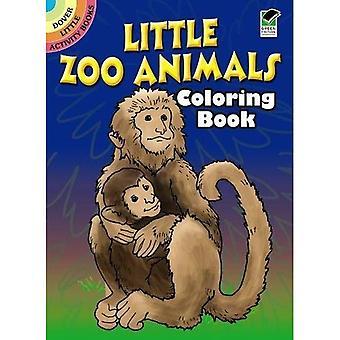 Zoo-Tierchen (Dover wenig Activity Books)