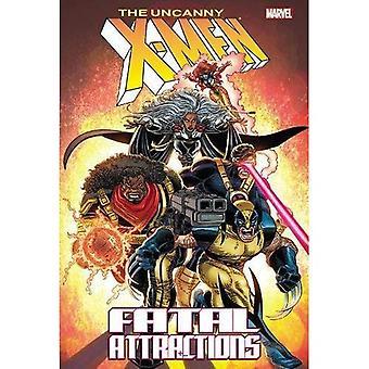 X-Men: Attrazioni fatali (nuove di stampa)