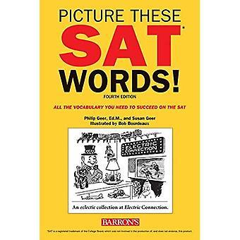 Foto deze woorden van de SAT!, 4de editie