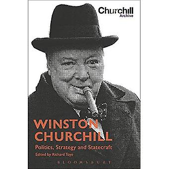 Winston Churchill: Política, estratégia e liderança