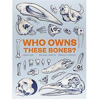 Wie de eigenaar van deze botten is?