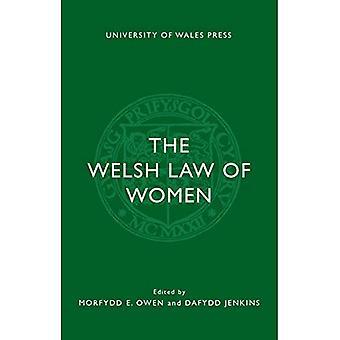 Die walisischem Recht von Frauen