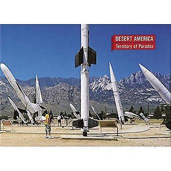 Woestijn Amerika: Gebieden van Paradoxon (Verb monografie)