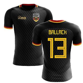 2020-2021 Duitsland Derde Concept Voetbalshirt (Ballack 13)
