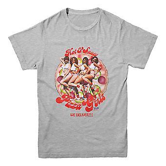 Official VIP T-Shirt - Hot & Saucy Pizza Girls